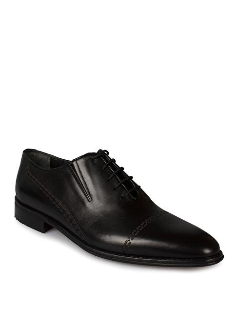 Matraş Hakiki Deri Casual Ayakkabı Siyah